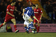 Stockport County FC 0-2 Morecambe FC 3.1.11
