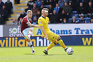 Burnley v Leeds United 090416