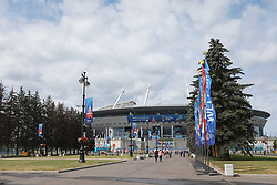 June 19, 2018 - SãO Petersburgo, Rússia - SÃO PETERSBURGO, MO - 19.06.2018: RUSSIA VS EGYPT - Zenit Arena in St. Petersburg in Russia that receives today the match between Russia and Egypt, and where Brazil will make its second Match in the 2018 World Cup Russia  (Credit Image: © Ricardo Moreira/Fotoarena via ZUMA Press)
