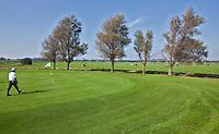 ALKMAA - Golfbaan Sluispolder, hole 13 , FOTO KOEN SUYK