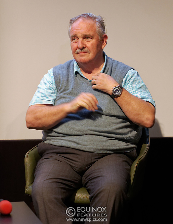 London, United Kingdom - 26 February 2019<br /> DrugScience founder chair, Professor David Nutt, at the screening of film, Magic Medicine at the Regent Street Cinema, Marylebone, London, England, UK. The film follows volunteers receiving experimental treatment with psilocybin, the active ingredient in magic mushrooms, to see if it can help treat long-term depression. DrugScience is a charity researching the medical uses of psychoactive drugs. The film was followed by a Q&A with Professor David Nutt founding chair of DrugScience and Head of the Neuropsychopharmacology Unit in the Centre for Academic Psychiatry in the Division of Brain Sciences, Dept of Medicine, Hammersmith Hospital, Imperial College London. Professor Nutt was formerly chair of the Advisory Council on the Misuse of Drugs.<br /> (photo by: EQUINOXFEATURES.COM)<br /> Picture Data:<br /> Photographer: Equinox Features<br /> Copyright: ©2019 Equinox Licensing Ltd. +448700 780000<br /> Contact: Equinox Features<br /> Date Taken: 20190226<br /> Time Taken: 21412064<br /> www.newspics.com