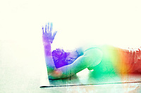 """Gratitude is an astoundingly reliable, immediate way of becoming present.<br /> Danielle LaPorte<br /> <br /> ::::::::::::::::::::::::::::::::::::::::::::::::::::::::::::::::<br /> <br /> <br /> Chakra spectrum illuminated.<br /> :::<br /> """"Get to know every square inch, every sensation, every end point and middle that your body has to offer, all that is inside, and all that is out. If at the end of this process you are not thoroughly astounded, deeply awed, and completely humbled, give me a ring and I'll take you through it again myself. I can say this in the public square here knowing I won't get any calls. You will have fallen prostrate before your source and will not be able, or want, to speak.""""<br /> -Gil Hedley, Integral Anatomy"""""""