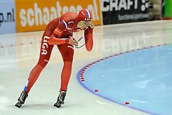 30-12-2011 SCHAATSEN: KPN NK SPRINT: HEERENVEEN<br /> Margot Boer - Liga<br /> ©2011-FotoHoogendoorn.nl