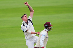 Harry Podmore of Middlesex in action.  - Mandatory by-line: Alex Davidson/JMP - 12/07/2016 - CRICKET - Cooper Associates County Ground - Taunton, United Kingdom - Somerset v Middlesex - Day 3 - Specsavers County Championship Division One