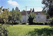 Frankrijk, Chalon sur Saone, 22-8-2006Het huis waar Nicephore Niepce zijn eerste foto maakte.Foto: Flip Franssen/Hollandse Hoogte