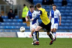 - Mandatory by-line: Robbie Stephenson/JMP - 04/03/2017 - FOOTBALL - Kassam Stadium - Oxford, England - Oxford United v Bristol Rovers - Sky Bet League One