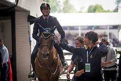 De Luca Lorenzo, ITA, Amitages Boy<br /> FEI Nations Cup - CHIO Rotterdam 2017<br /> © Hippo Foto - Sharon Vandeput<br /> 23/06/17