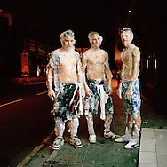 After foam party in Ayia Napa, Cyprus.<br /> Photo by Knut Egil Wang/Moment/INSTITUTE