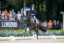 Cornelissen Adelinde, NED, Governor-STR<br /> World Championship Young Dressage Horses <br /> Ermelo 2016<br /> © Hippo Foto - Dirk Caremans<br /> 28/07/16