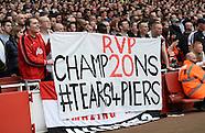 Arsenal v Manchester United 280413