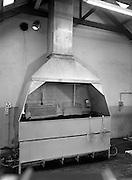 15/02/1958<br /> 02/15/1958<br /> 15 February 1958<br /> Tayto; New frying range at Tayto, Rathmines, Dublin.