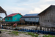Firefly Guest House. Image of the village of Preak Svay, Koh Rong Island, Cambodia.