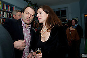MUNRO PRICE; FIONA BUCKLAND, ,  Launch of a new book series by Notting Hill Editions. The Idler Academy. Wetbourne Park Rd. London. 14 December 20911.