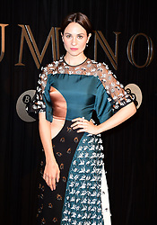 Tuppence Middleton attending the BFI Luminous Fundraising Gala held at the Guildhall, London.