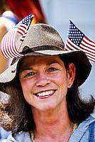 Fourth of July Parade, Bigfork, Flathead Valley, Montana USA