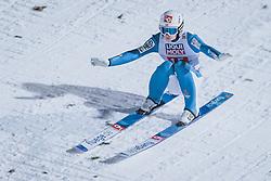 06.01.2021, Paul Außerleitner Schanze, Bischofshofen, AUT, FIS Weltcup Skisprung, Vierschanzentournee, Bischofshofen, Finale, im Bild Marius Lindvik (NOR) // Marius Lindvik of Norway during the final of the Four Hills Tournament of FIS Ski Jumping World Cup at the Paul Außerleitner Schanze in Bischofshofen, Austria on 2021/01/06. EXPA Pictures © 2020, PhotoCredit: EXPA/ JFK