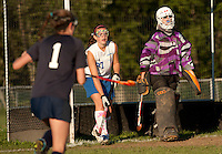 Girls Field Hockey Gilford versus Profile October 6, 2011