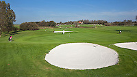 ALKMAA - Golfbaan Sluispolder, hole 5 , FOTO KOEN SUYK