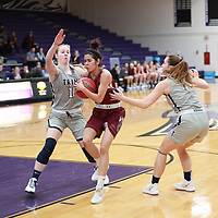 Women's Basketball: University of Redlands Bulldogs vs. Trine University Thunder