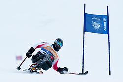 BAYINDIRLI Erik, TUR, Giant Slalom, 2013 IPC Alpine Skiing World Championships, La Molina, Spain