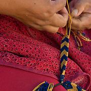 Crafts of Cuzco, Peru.