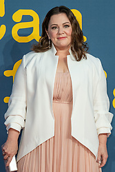 Melissa McCarthy attends BFI London Film Festival Headline Gala Screening of 'Can You Forgive Me', BFI Southbank, London. Friday 19th Oct 2018.