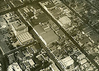 1932 Aerial photo of Columbia Studios