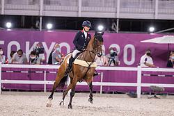 Collett Laura, GBR, London 52, 230<br /> Olympic Games Tokyo 2021<br /> © Hippo Foto - Dirk Caremans<br /> 02/08/2021