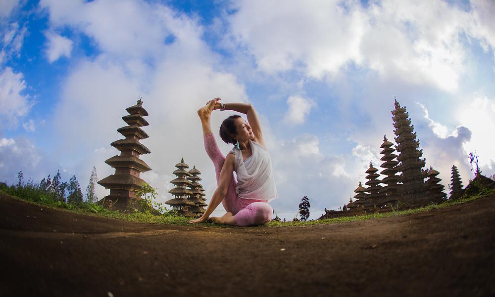 Heeki Park at Besakhi Temple (Mother Temple), Bali
