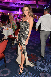 DAWN WARD at the Caudwell Children's annual Butterfly Ball held at The Grosvenor House Hotel, Park Lane, London on 15th May 2014.