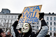 Demonstrations against ACTA