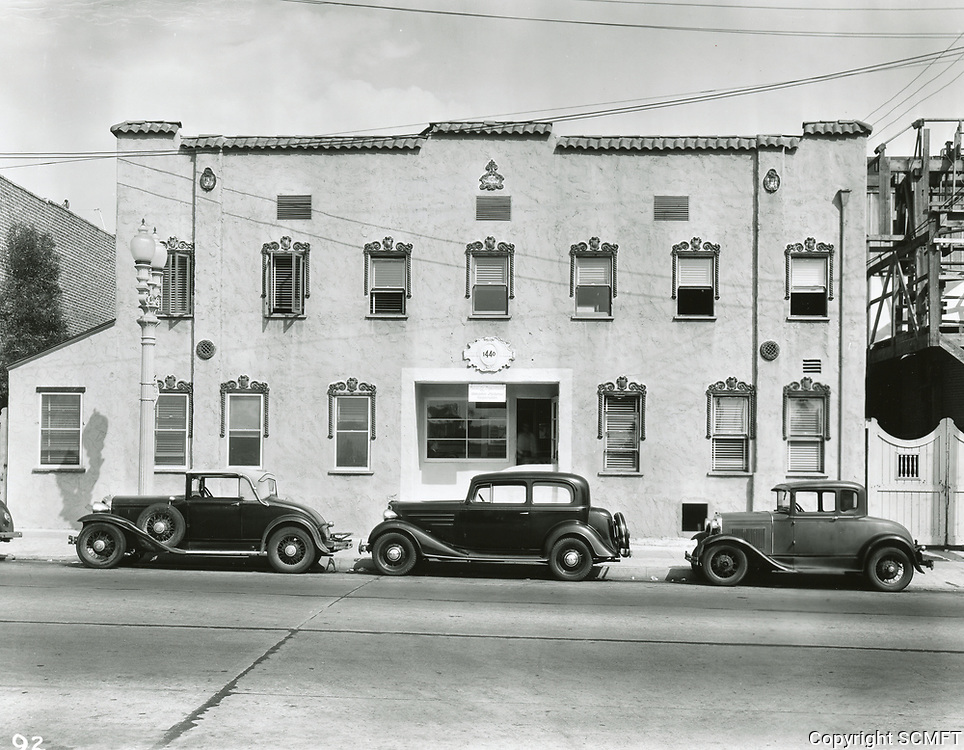 1935 Columbia Studios