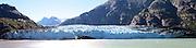 Alaska Glacier Panarama