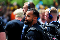 Tom O'Flaherty of Exeter Chiefs arrives at Twickenham Stadium prior to kick off - Mandatory by-line: Ryan Hiscott/JMP - 01/06/2019 - RUGBY - Twickenham Stadium - London, England - Exeter Chiefs v Saracens - Gallagher Premiership Rugby Final