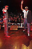 Talib Kweli & Yasiin Bey are BlackStar perform at Best Buy Theater in New York City