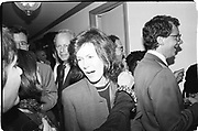 Kimba Wood at Ben Bradlee party, 'A Good Life' hosted by Toni and Jim Goodale, 25th September New York '95© Copyright Photograph by Dafydd Jones 66 Stockwell Park Rd. London SW9 0DA Tel 020 7733 0108 www.dafjones.com