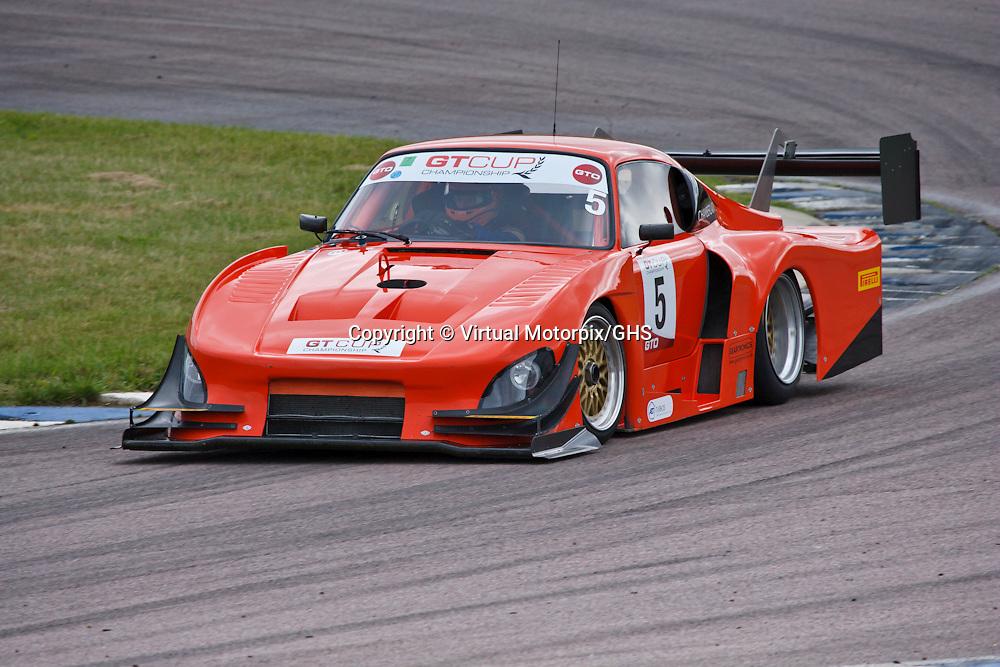 Porsche 935 CTR (Richard Chamberlain), Rockingham test day, 2014