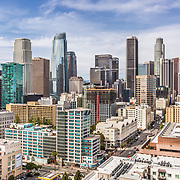 Downtown Los Angeles Stock Photos