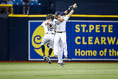 Tampa Bay Rays v Toronto Blue Jays - 24 Aug 2017