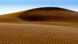 Rippling sand in the Moroccan Sahara Desert near Chegagga<br /> <br /> (c) Andrew Wilson | Edinburgh Elite media