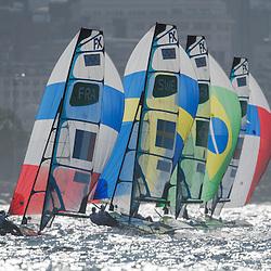 2016 Rio 49er FX
