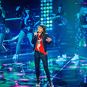 NLD/Hilversum/20160129 - Finale The Voice of Holland 2016, Jennie Lena