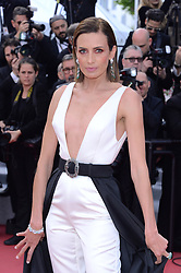 May 15, 2019 - WORLD RIGHTS.Cannes, France, 15.05.2019, 72th Cannes Film Festival in Cannes. The 72th edition of the film festival will run from May 14 to May 25. .''Les Miserables'' Red Carpet .NZ. Nieves Alvarez .Fot. Radoslaw Nawrocki/FORUM (FRANCE - Tags: ENTERTAINMENT; RED CARPET) (Credit Image: © FORUM via ZUMA Press)
