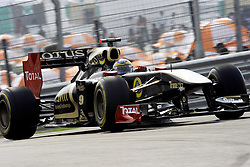 29.10.2011, Jaypee-Circuit, Noida, IND, F1, Grosser Preis von Indien, Noida, im BildBruno Senna [BRA] Test Driver Lotus Renault GP // during the Formula One Championships 2011 Large price of India held at the Jaypee-Circui 2011-10-29  EXPA Pictures © 2011, PhotoCredit: EXPA/ nph/  Dieter Mathis       ****** out of GER / CRO  / BEL ******