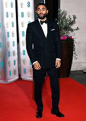 Anthony Welsh attending the after show party for the 73rd British Academy Film Awards.