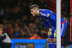 Fraser Forster of Southampton - Mandatory by-line: Jason Brown/JMP - Mobile 07966 386802 01/03/2016 - SPORT - FOOTBALL - Bournemouth, Vitality Stadium - AFC Bournemouth v Southampton - Barclays Premier League