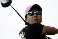 Golf<br /> Foto: DPPI/Digitalsport<br /> NORWAY ONLY<br /> <br /> GOLF - EVIAN MASTERS 2009 - EVIAN MASTERS GOLF CLUB (FRA) - 23-26/07/2009 - 20/07/09<br /> <br /> PRACTICE ROUND - DAY 2 -  MIKA MIYAZATO (JAP)