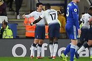 Leicester City v Tottenham Hotspur 081218