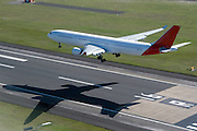 A330, airbus, airport runway, airports, airplane takeoff