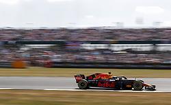 July 8, 2018 - Silverstone, Great Britain - Motorsports: FIA Formula One World Championship 2018, Grand Prix of Great Britain, .#3 Daniel Ricciardo (AUS, Aston Martin Red Bull Racing) (Credit Image: © Hoch Zwei via ZUMA Wire)